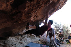 Rock Climbing Photo: Slave to the Grind