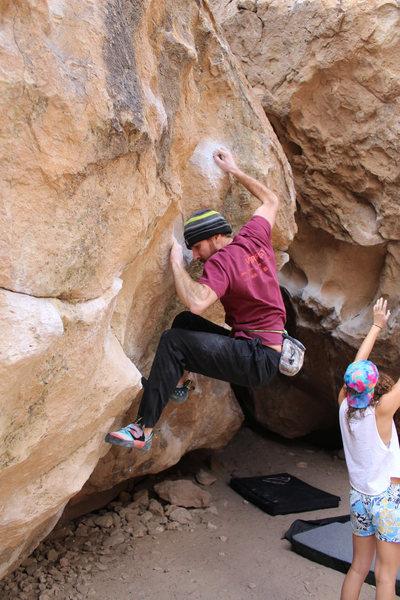 Rock Climbing Photo: Rave