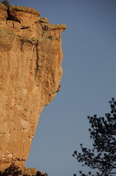 Rock Climbing Photo: Very inspiring! Early summer, sunset, 2017
