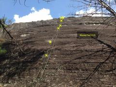 Rock Climbing Photo: Crag X