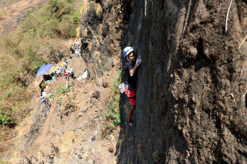 Rock Climbing Photo: Demonetization
