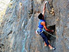 Rock Climbing Photo: Alternative facts