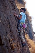 Rock Climbing Photo: Prem Khilari