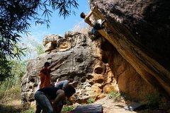 Rock Climbing Photo: Termite Kingdom