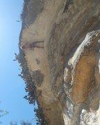 Rock Climbing Photo: Barton Creek Greenbelt