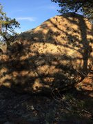 Rock Climbing Photo: Promised Land 155 (PL155).