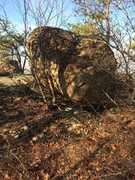 Rock Climbing Photo: Promised Land 156 (PL156).