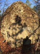 Rock Climbing Photo: Promised Land 110 (PL110).