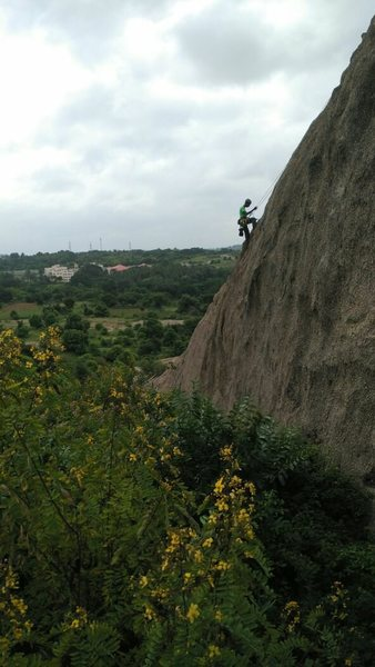 Srivats on the left hand side routes