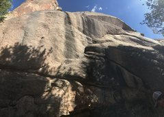 Rock Climbing Photo: I'm pretty sure this is Violent Energy. This i...