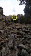 Rock Climbing Photo: As seen from near Hollow Man