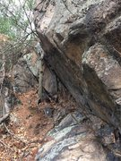 Rock Climbing Photo: Nature Valley 28 (N28).
