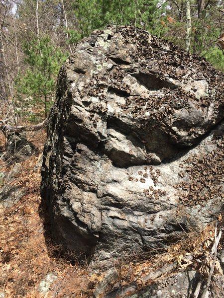 Rock Climbing Photo: Nature Valley 30 (N30).