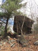 Rock Climbing Photo: The Hexagon.