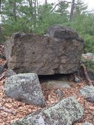 Rock Climbing Photo: Nature Valley 32 (N32).
