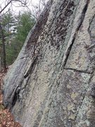 Rock Climbing Photo: Nature Valley 33 (N33).