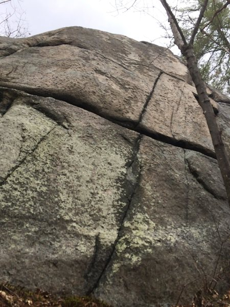 Rock Climbing Photo: Nature Valley 14 (N14).