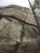 Rock Climbing Photo: Nature Valley 14 (N14).