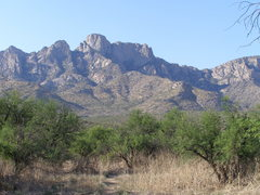 Rock Climbing Photo: Table Mt.