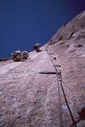 Rock Climbing Photo: Hauling the pigs....