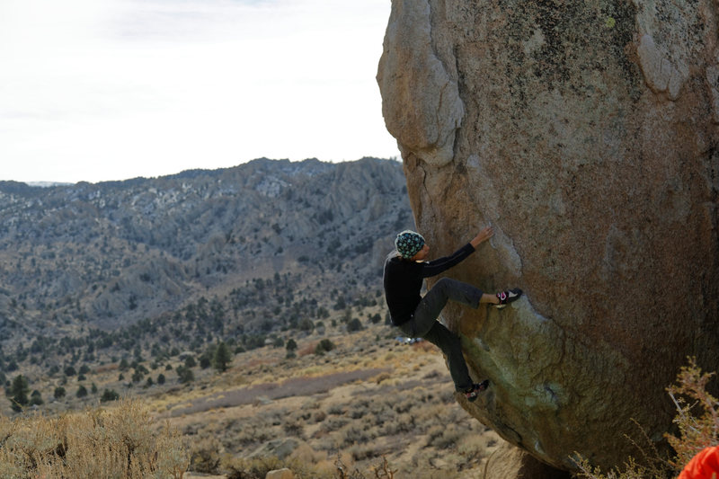 Rock Climbing Photo: The Prow