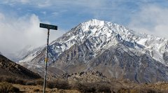 Rock Climbing Photo: Buttermilk Road
