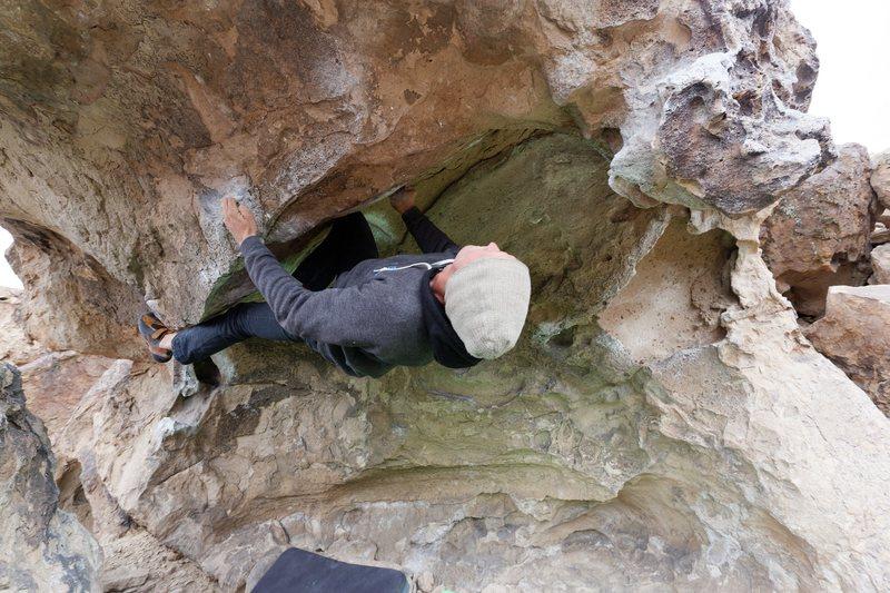 Rock Climbing Photo: The Fang