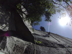 Rock Climbing Photo: The Sail Flake