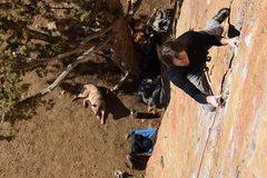 Rock Climbing Photo: Full Magic