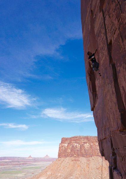 Rock Climbing Photo: 9 Lives