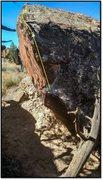 Rock Climbing Photo: Stressful Strings.