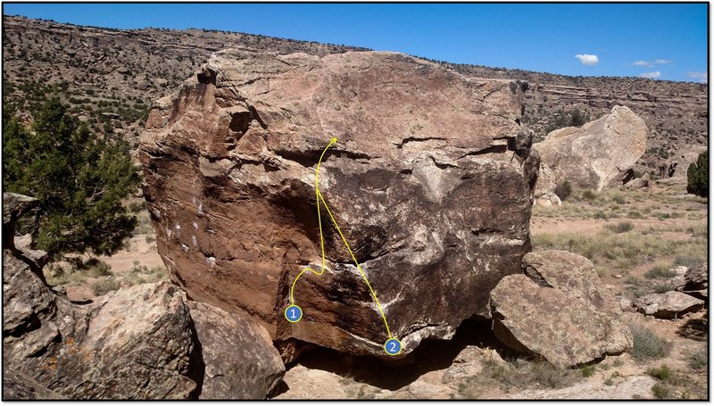 Rock Climbing Photo: 1. Qualified Adult.