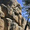 Coyote Boulder