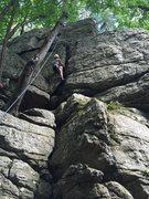 Rock Climbing Photo: Beginner's Climb