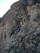Rock Climbing Photo: Transylvanian Phlebotomist FA