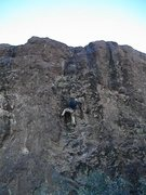 Rock Climbing Photo: Transylvanian Phlebotomist