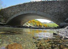 Rock Climbing Photo: Lakeland Bridge
