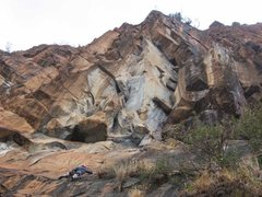Rock Climbing Photo: The Wilson Traverse