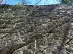 Rock Climbing Photo: The rope is the route.   You can have as much pro ...