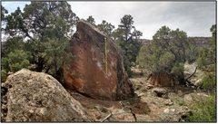 Rock Climbing Photo: Where the Wind Dies.