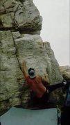 Cowbell Boulder