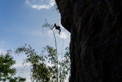 Rock Climbing Photo: Me sam solakyan enjoying climbing with my friends ...