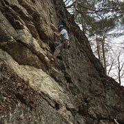 Rock Climbing Photo: really enjoyed this one!