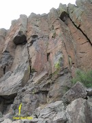 Rock Climbing Photo: right
