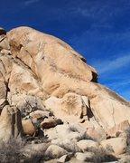 Rock Climbing Photo: Swept Away (5.11a) - Photo by David Gawalt.