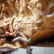 Rock Climbing Photo: Fig fart