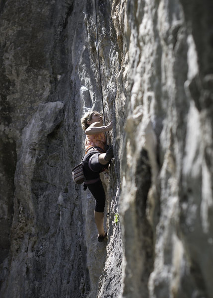 Rock Climbing Photo: Karen D  One of the many fantastic routes in Cuba!