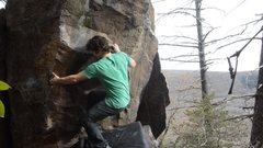 Rock Climbing Photo: The Start Holds