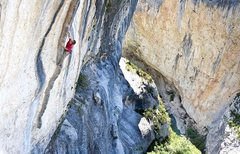 Rock Climbing Photo: Hulkausaure 8a