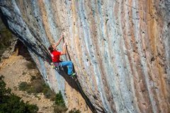 Rock Climbing Photo: Team EB